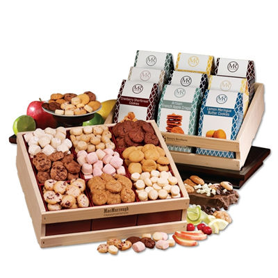 Executive Christmas Food Gift Box